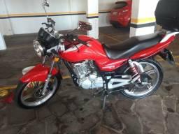 Moto suzuki gsr 125 (novinha) - 2016