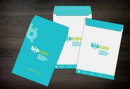 Fazemos Papel Timbrado e envelopes Para Empresas