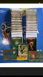 Álbum completo Copa do Mundo