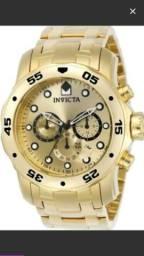 Relógio INVICTA Pro diver NOVO, Original aceito cartão