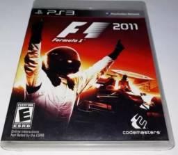 Formula 1 F1 2011 Playstation 3 Ps3 Original, usado comprar usado  Fortaleza