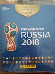 Album Oficial Copa 2018