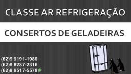Reparos -consertos residenciais em geladeiras