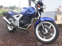 CBX Twister 250 aceito troca - 2002