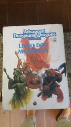 RPG - Livro dos Monstrons