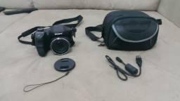 Máquina fotográfica semiprofissional Sony