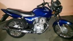Titan 150 ES azul - 2007