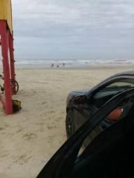 Troco terreno na praia de santa catarina