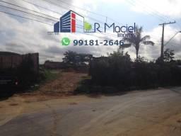 Terreno 1200 m², Próx Bemol Torquato Tapajós, Plano