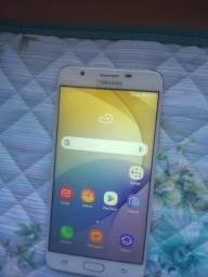 Galaxy j7 prime 32gb tudo funcionando
