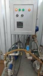 Dosador de produtos quimicos industriais