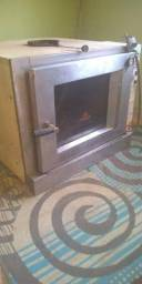 Forno turbo a gas 4 esteiras