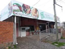 Mercado em Itaara/RS
