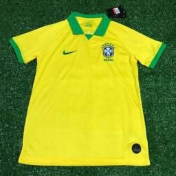Camiseta Brasil / Camiseta De Time / Camiseta de Futebol