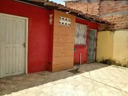 Baratissimo, Duas casas com preço de uma no conjunto Verdejante 2, terreno 7 x 25