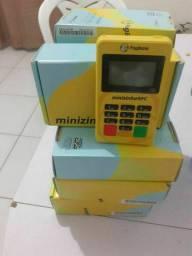 Maquineta de cartão pag seguro