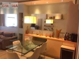 Apartamento com 2 dormitórios à venda, 70 m² por R$ 578.000 - Santa Rosa - Niterói/RJ