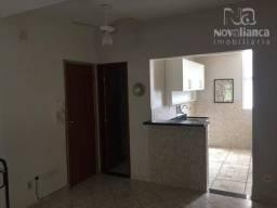 Apartamento com 1 quarto para alugar, 50 m² - Itapuã - Vila Velha/ES