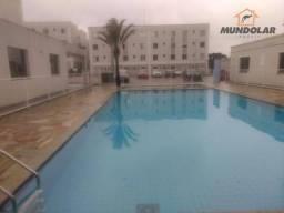 Apartamento com 2 dormitórios à venda, 43 m² por R$ 165.000,00 - Sabiá - Araucária/PR