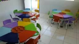 Móveis escolares infantil e adulto