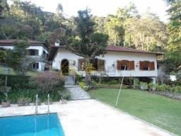 Casa à venda com 5 dormitórios em Cascata dos amores, Teresópolis cod:SCV2453