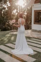 Vestido de noiva perfeito!