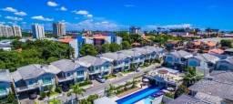 Casa Duplex em condomínio,4 suites,5 vagas,Carmel Imperial,José de Alencar