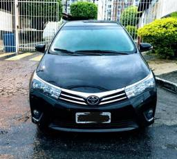 Toyota corolla Dynamic 2.0 2017/2017 top de linha - 2017