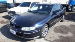 Ômega 3.8 GNV/Gasolina - Aceito Troca por Lancha - 1999