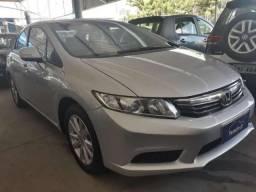 Civic  Sed. LXL/LXL SE 1.8 Flex 16V Mec. - 2012