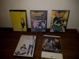 Dvds filmes e músicas