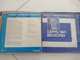 Discos Clássicos ( Beethoven, Tchaikovsky, etc)
