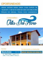 Excelente Casa Duplex: Temporada na Praia dos Carneiros
