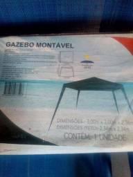 Gazebo 3por 3
