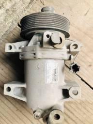 Compressor de ar condicionado Nissan Frontier