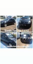 Ford ka 2011/12