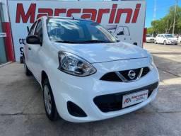 Nissan March 1.0 Flex