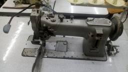 Máquina 2 agulhas bobina grande