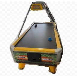 Brinquedo mesa de ar super hockey ?
