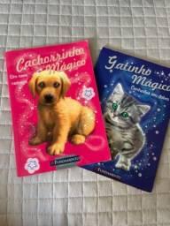 Cachorrinho Mágico e Gatinho Mágico