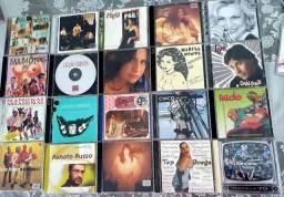 Vários cds a partir 10 reais