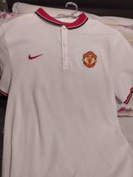 Camisa Polo  Nike Manchester United
