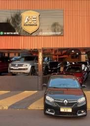 Título do anúncio: Renault Sandero Dynamique 1.6 Preto