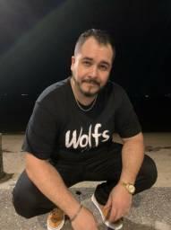 Camisetas Wolfs novas