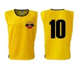 Coletes de Futebol - Kit com 5