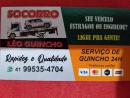 Título do anúncio: Guincho e Fretes 24hrs