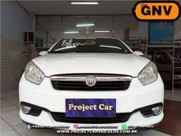 Fiat Grand Siena Essence 1.6 Completo com GNV