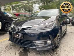 Toyota Corolla XRS 2018 Blindado Afinity com vidros Titanium novissimo rev css