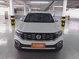 Título do anúncio: T-CROSS 2020/2020 1.4 250 TSI TOTAL FLEX HIGHLINE AUTOMÁTICO