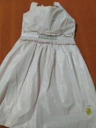 Vestido de Menina Festa